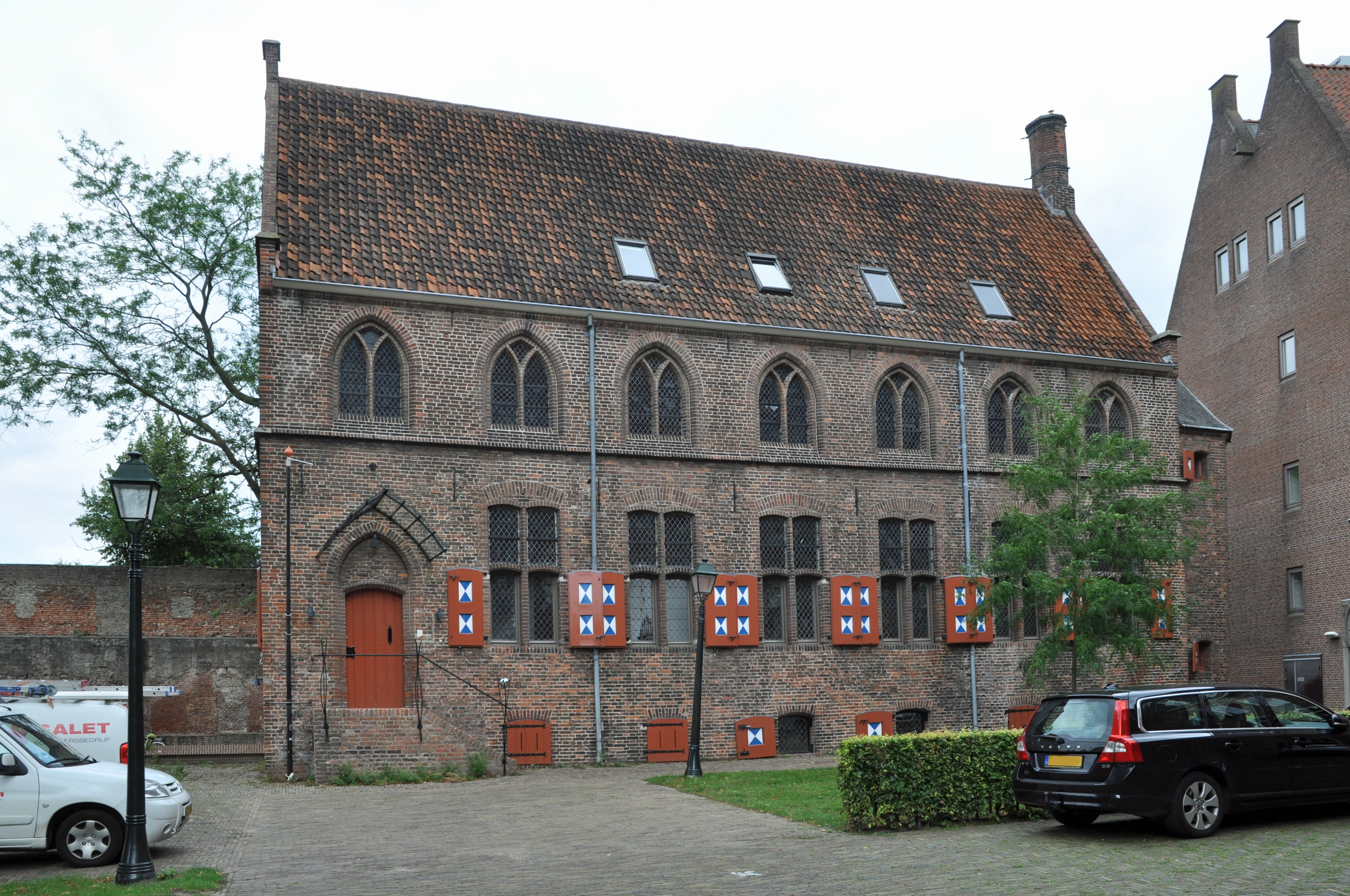 Zwolle - Broerenklooster